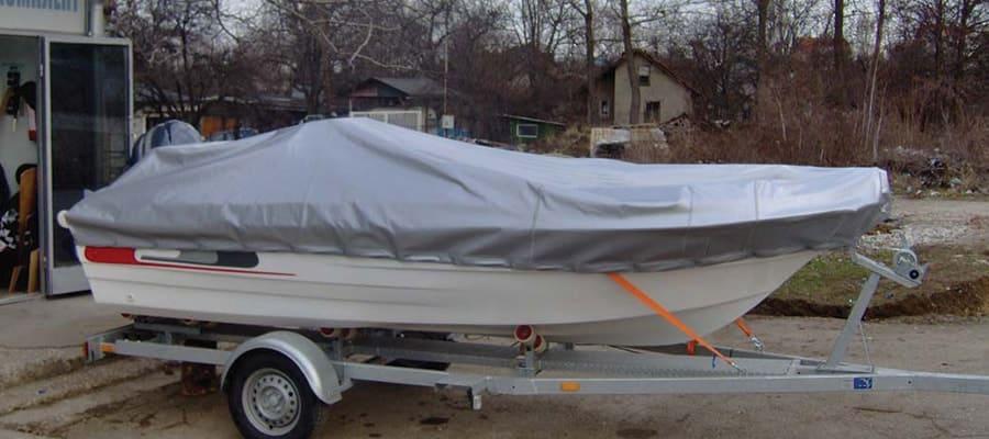 покривала за лодки